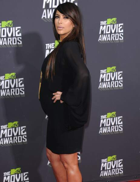 11ème place : Kim Kardashian