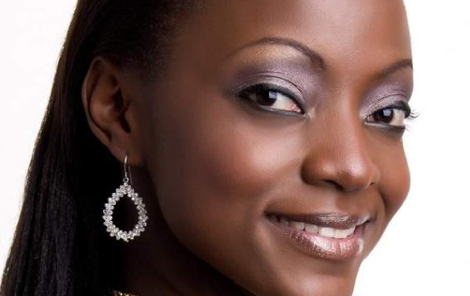 Miss Ouganda Stellah Nantumbwe, 22 ans, 1m75