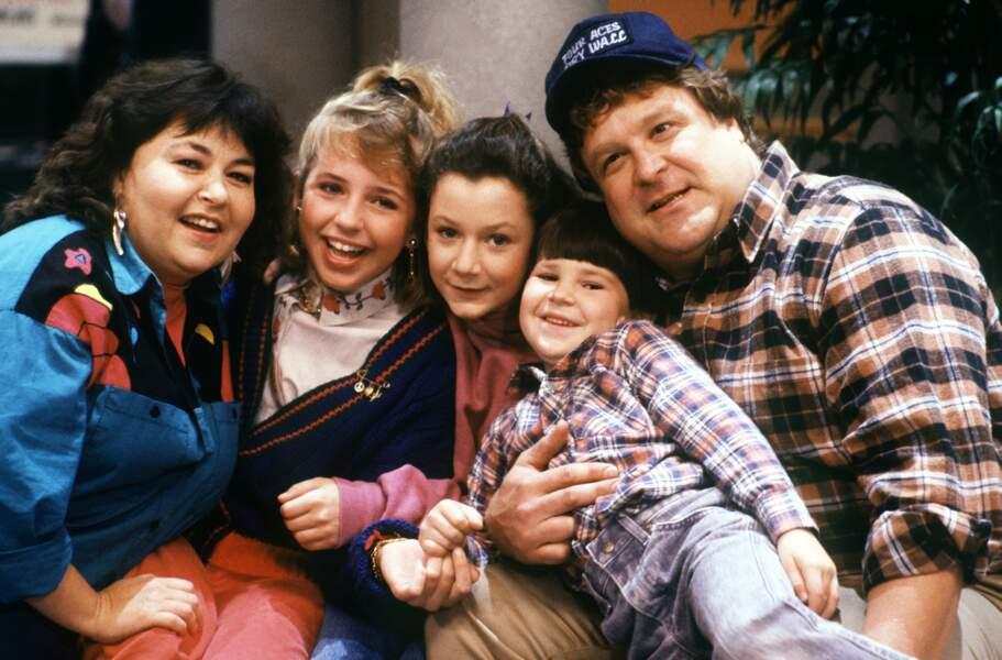 À quoi ressemblent les stars des séries télé des années 90 - Roseanne