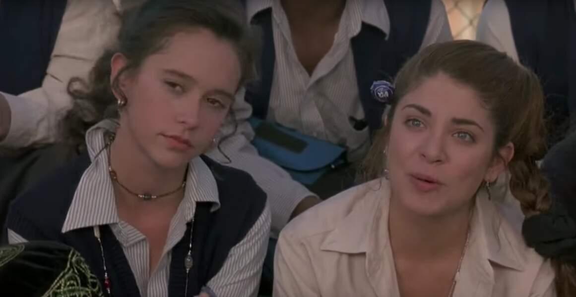 À gauche, c'est Margaret… vous la reconnaissez ?