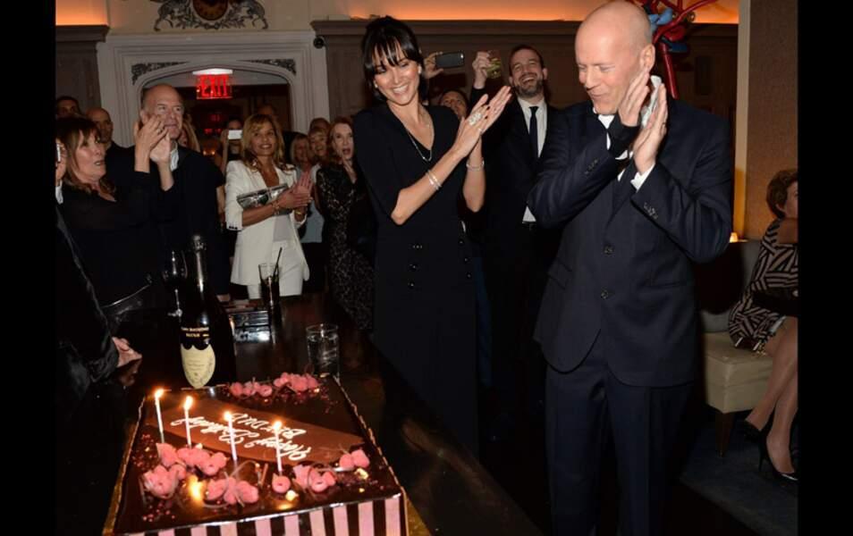 Le gâteau !!