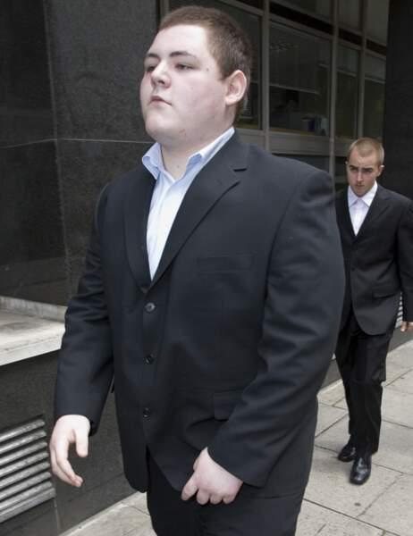 Jamie Waylett en 2009 (il est en prison depuis 2012 pour avoir participé aux émeutes de Londres...)