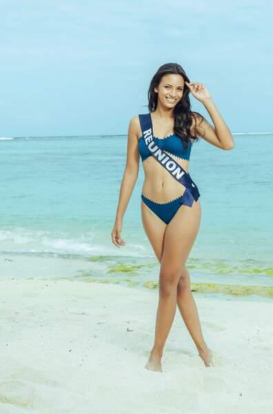 Miss Réunion 2018: Morgane Soucramanien