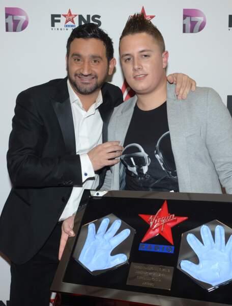 Cyril Hanouna et son fan