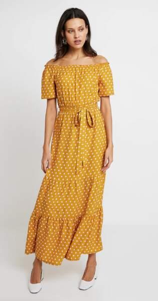 Robe longue, Dorothy Perkins, actuellement à 38,45€ chez Zalando