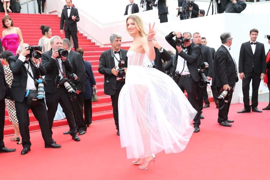 Festival de Cannes 2017 : Lily Donaldson