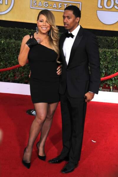 Ces stars parents de jumeaux : Mariah Carey et Nick Cannon