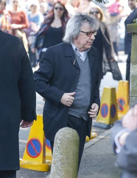 Bill Wyman, musicien et ami de Bob Geldof