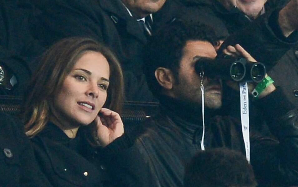 Jamel Debbouze et Mélissa Theuriau