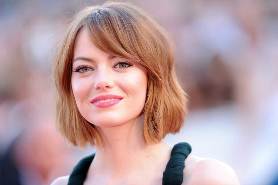 Cheveux : 10 coupes pour un visage rond
