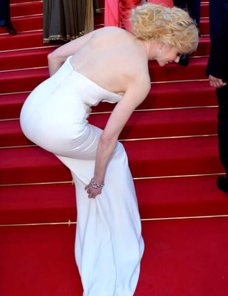 Et pour Nicole Kidman, il n'y a personne non plus ?