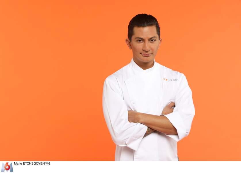 Alexis Delassaux, 28 ans, Paris / Chef gérant du Luz Verde