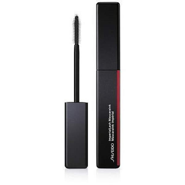 """Mascara """"MascaraInk Impérial"""", Shiseido, actuellement à 23,09€ chez Marionnaud"""