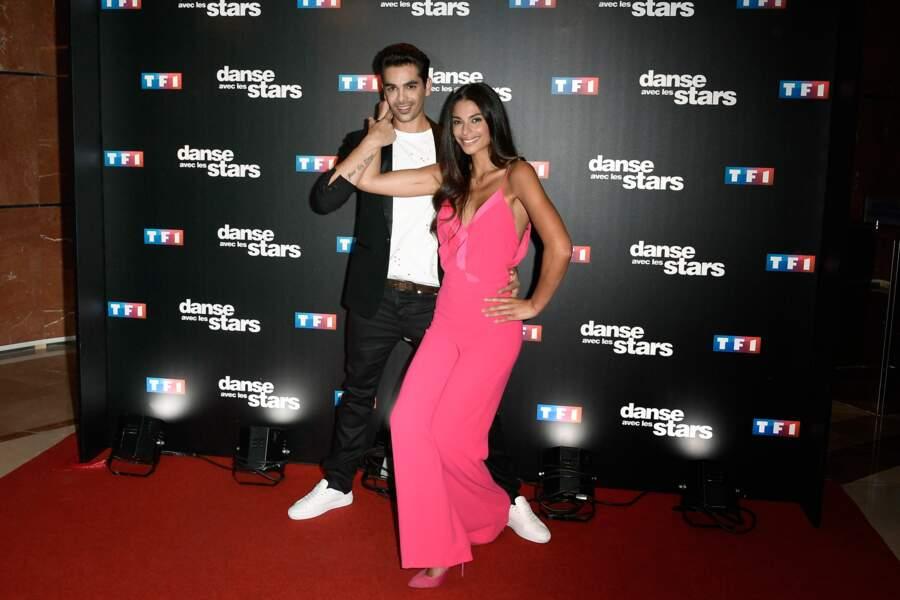 Danse avec les stars 8 - La divine Tatiana Silva aura Christophe Licata pour partenaire