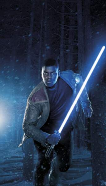 Un film où il porte un sabre laser avec élégance