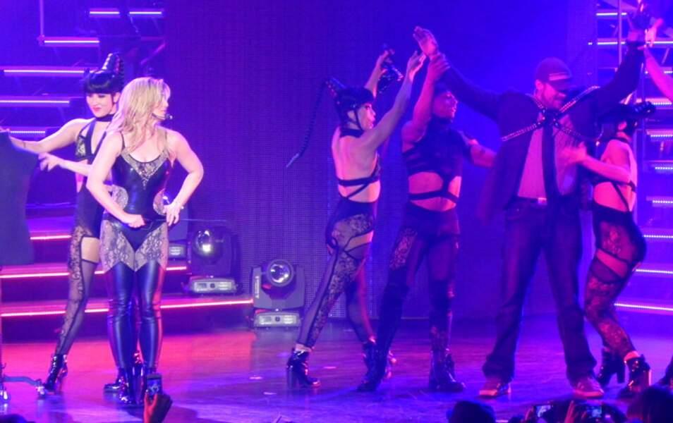 David Lucado s'apprête à subir la domination de Britney