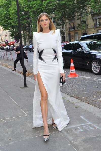 Dîner de la Fondation Vogue - Constance Jablonski