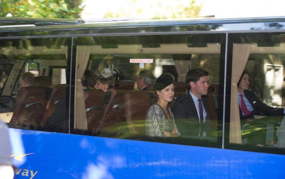 Un bus a été affrété pour les quelques invités