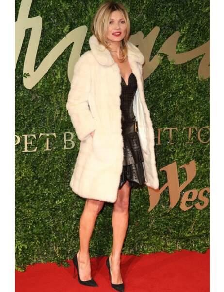 Kate Moss sur red carpet