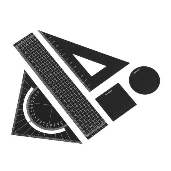 Outils de géométrie. 29 €, cinqpoints.com
