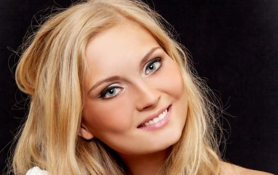 Miss Islande Sigridur Dagbjort Asgeirsdottir, 22 ans, 1m75