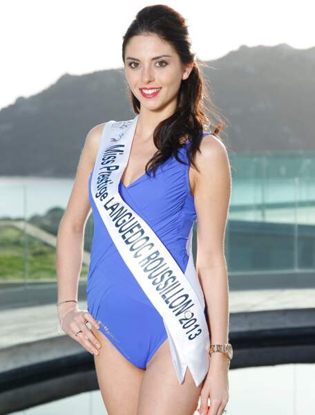 Pauline BASTIDE, Miss Prestige Languedoc Roussillon