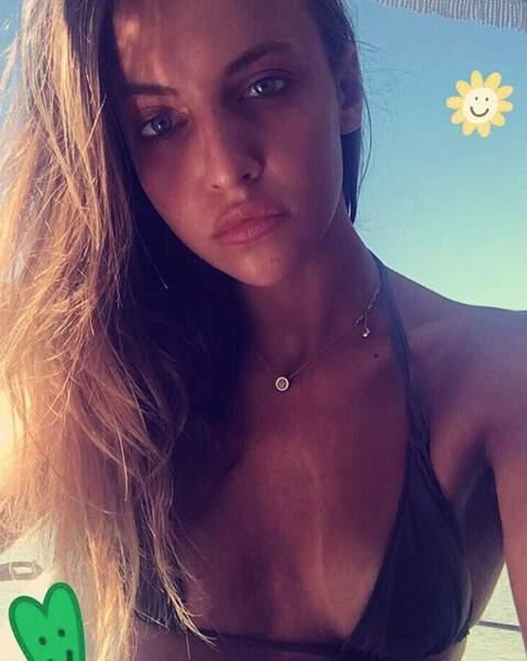 Carla Ginola sexy sur les réseaux sociaux