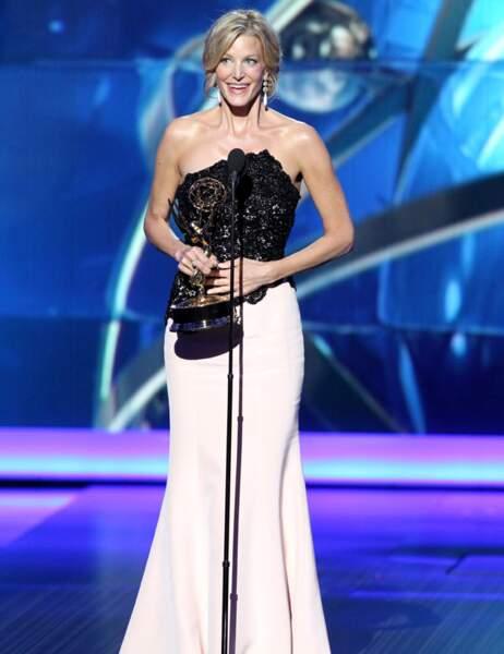 Meilleur second rôle féminin dans une série dramatique Gagnante : Anna Gunn, Breaking Bad