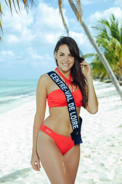 Miss Centre Val-de-Loire 2018: Laurie Derouard