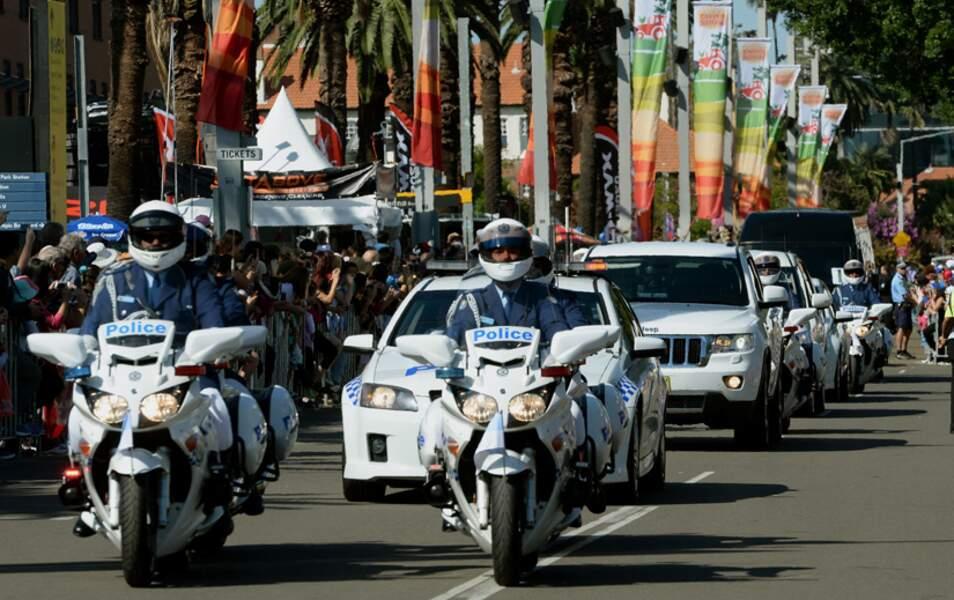 Direction le Royal Easter Show de Sydney