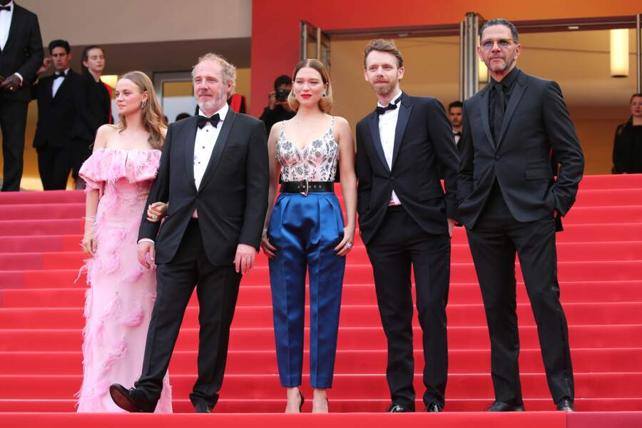 L'équipe de Roubaix, une lumière au Festival de Cannes 2019