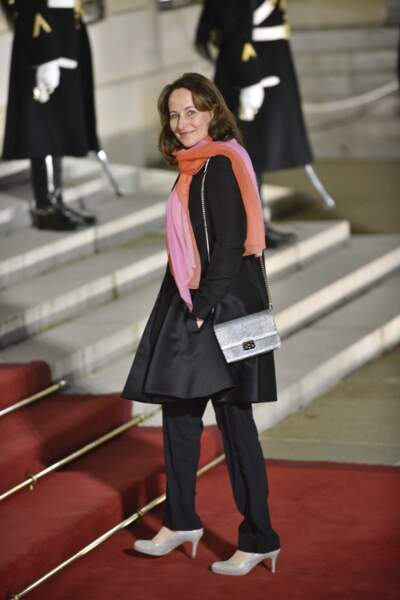 Ségolène Royal, la ministre de l'Ecologie