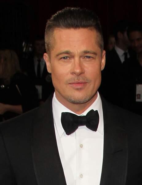Brad Pitt aujourd'hui...