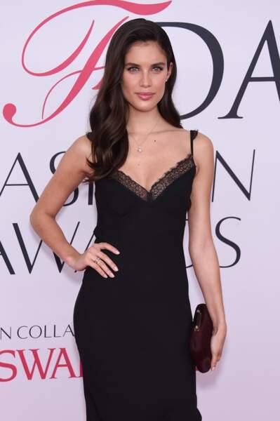 CFDA Fashion Awards : le top Sara Sampaio