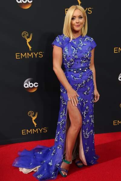 Emmy Awards 2016 : Jane Krakowski en Bibhu Mohapatra