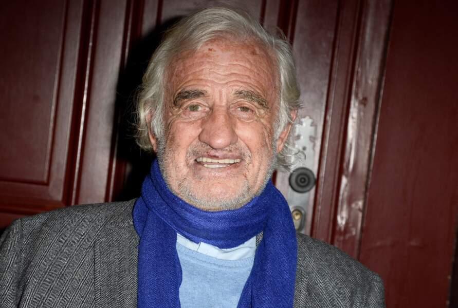 A 82 ans, Jean-Paul Belmondo est toujours dans le coeur des Français avec une 8e place dans le classement