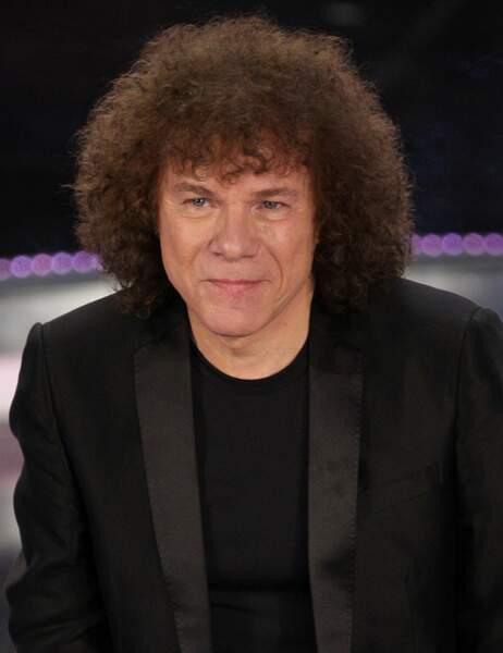 Riccardo Cocciante, alias Richard Cocciante, fait partie du jury de la version italienne
