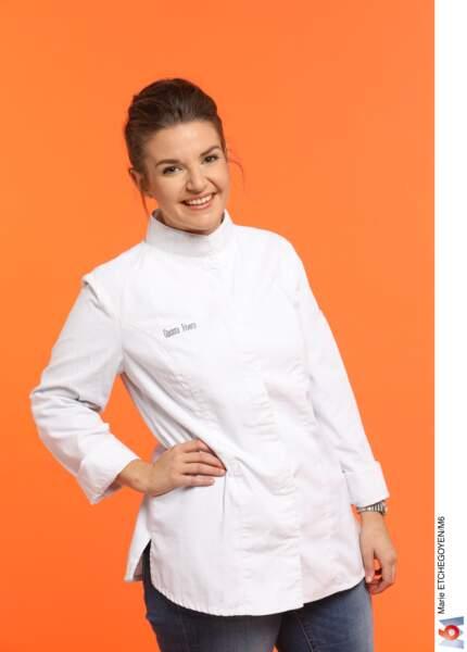 Giacinta Trivero, 25 ans, Rome / Gérante de l'hôtel Princess