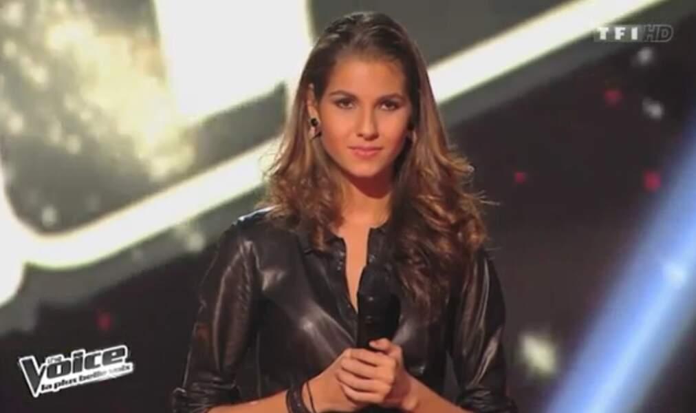 Marie Payet, Miss Réunion et dauphine de Delphine Wespiser, a tenté sa chance en 2013