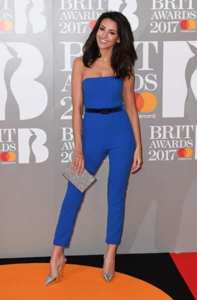 Brit Awards 2017 : Michelle Keegan