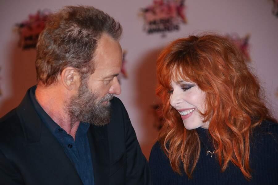 Sting et Mylène Farmer