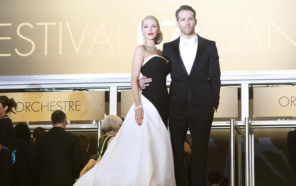 La palme d'or du couple glamour !