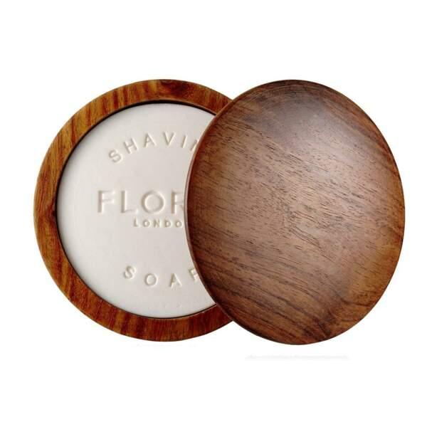 Notre sélection de cadeaux pour homme : Savon de rasage, Floris London, 50 euros