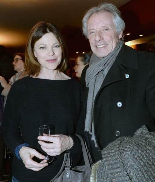 Alexandra Kazan et son compagnon François Bernheim