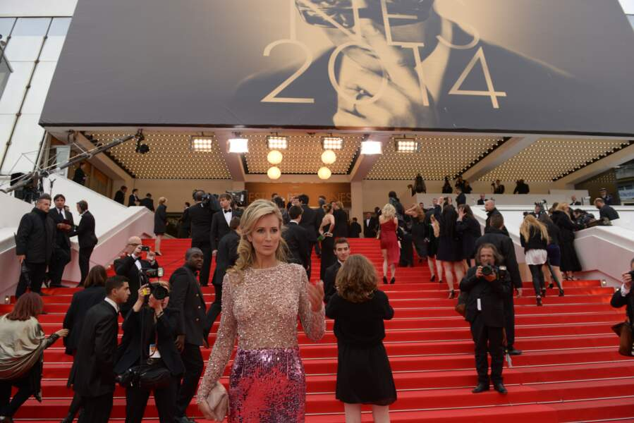 Festival de Cannes, les accidents de tenue les plus sexy - Lady Victoria Hervey, voilà, voilà