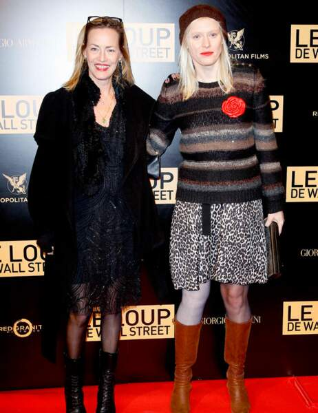 Gabrielle Lazure et Anna Sherbinina