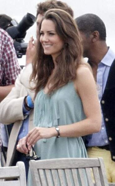 Kate Middleton en 2010