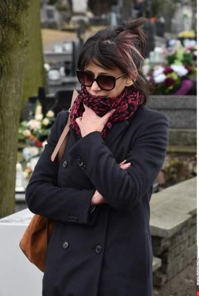 Sophie Marceau était présente pour un dernier adieu à Andrzej Zulawski