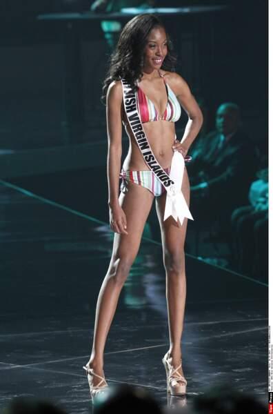 Miss Iles Vierges Britanniques, Adorya Rocio Baly