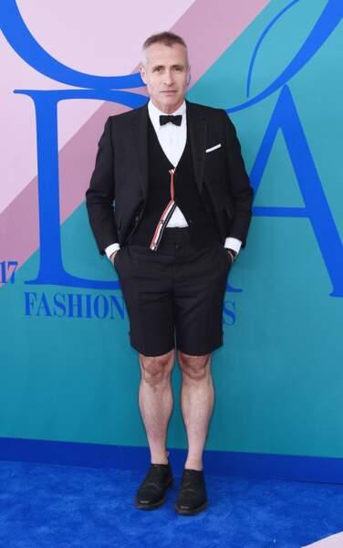 CFDA Fashion Awards 2017 - Et voilà un homme en bermuda